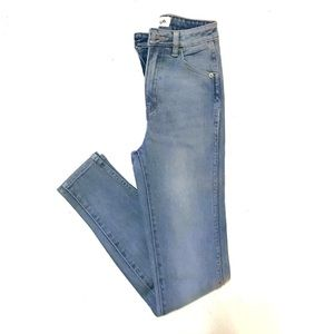 NWT Rolla's Eastcoast Ankle Skinny Jeans 25